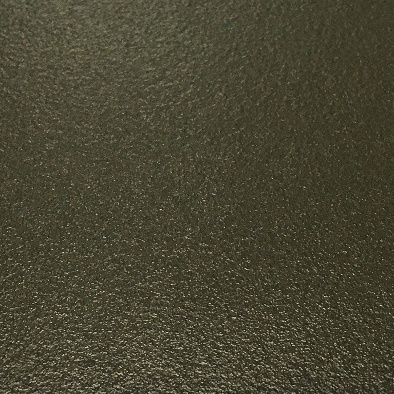 Textured bronze railing colour